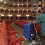 Pulizie Teatro Carignano Torino