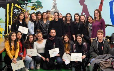 Consegna delle borse di studio Luciano Bettini