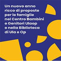 """PROGETTO DI GESTIONE DI """"CENTRO BAMBINI E GENITORI"""" E DELLE ATTIVITÀ DELLA BIBLIOTECA."""